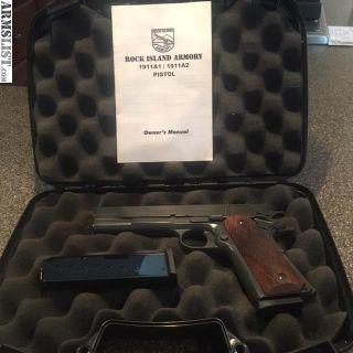 For Sale: handgun