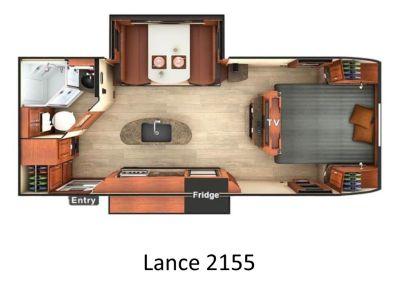 2018 Lance 2155
