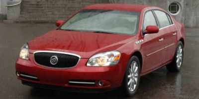 2007 Buick Lucerne CXS (White Opal)