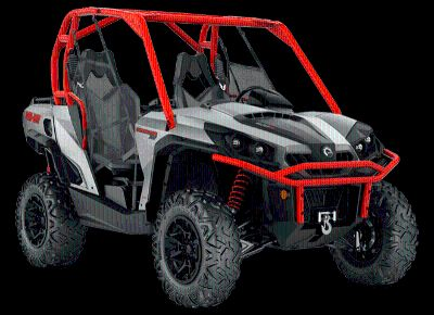 2018 Can-Am Commander XT 1000R Side x Side Utility Vehicles Woodinville, WA