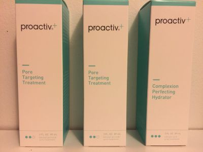 Proactiv+ step 2 and 3 $10 each or 3 for $25