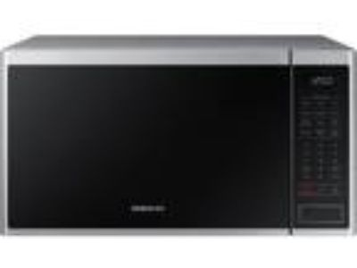 Samsung 1.4 cu ft Countertop Microwave Oven, Stainless Steel