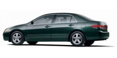 2004 Honda Accord EX (Black)