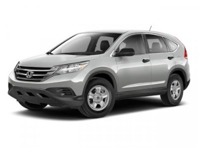 2012 Honda CR-V LX (Gray)