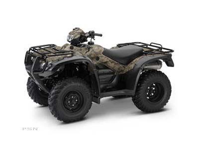 2007 Honda FourTrax Foreman Rubicon Utility ATVs Keokuk, IA