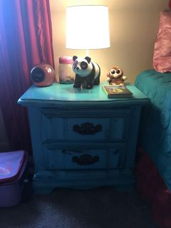 End table/small dresser