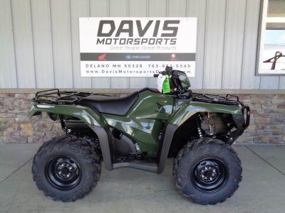 2018 Honda FourTrax Foreman Rubicon 4x4 Automatic DCT EPS Utility ATVs Delano, MN