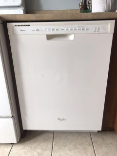 Whirlpool dishwasher gold series for sale