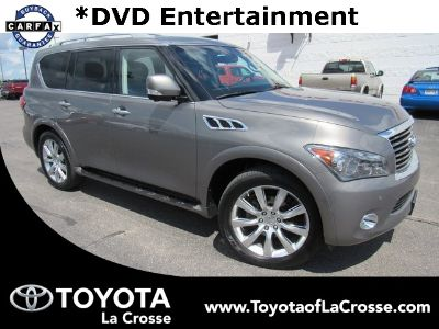 2013 Infiniti QX56 Base (Smoky Quartz)