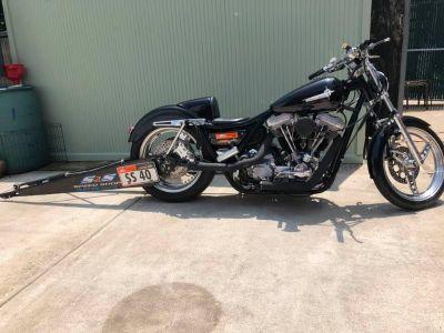 Harley Drag Bike