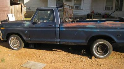 Parting 77 Ford 150