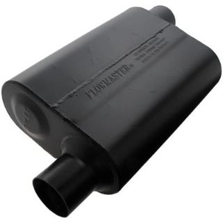"Buy Flowmaster 942548 Super 44 Muffler 2.5"" Offset Inlet 2.5"" Offset Outlet motorcycle in Suitland, Maryland, US, for US $89.90"