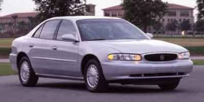 2004 Buick Century Custom (Sterling Silver Metallic)