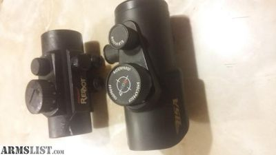 For Sale/Trade: Red Dot Sights