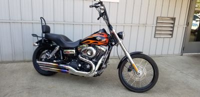 2010 Harley-Davidson Dyna Wide Glide Cruiser Motorcycles Athens, OH