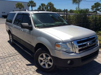 2007 Ford Expedition EL XLT (Silver)