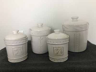 Sorrento Canisters