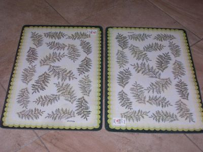 2 New with Tags Rugs