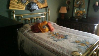SOLID Brass Bed