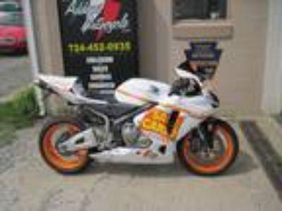 2006 Honda CBR 600RR (CBR600RR)