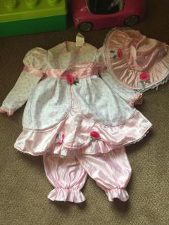 Tea party Dress up Outfit 4T