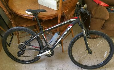 Specialized Hardrock All-Terrain Bicycle