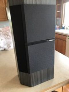 Bose 4001 Direct / Reflecting Speakers Pair - Excellent Condition