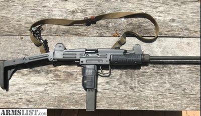 For Sale/Trade: Uzi 9mm