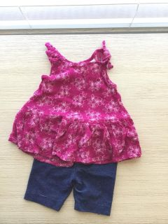 Baby girl 3-6 m outfit