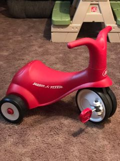 Radio Flyer bike