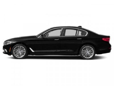 2019 BMW 5-Series 540i xDrive (Jet Black)
