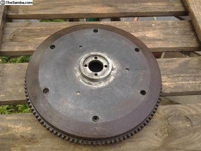 Old O.G German Used VW 36hp Flywheel