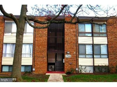 1 Bed 1 Bath Foreclosure Property in Greenbelt, MD 20770 - Greenbelt Rd Apt T2