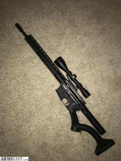 For Sale: CA Compliant AR15