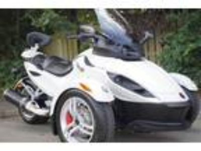 2011 Can-Am Spyder Roadster Rs Trike