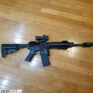 For Sale/Trade: Doublestar AR15
