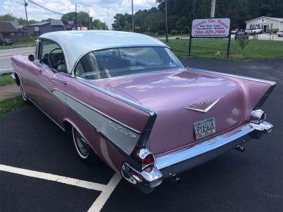 1957 Chevrolet 4-Dr Hardtop
