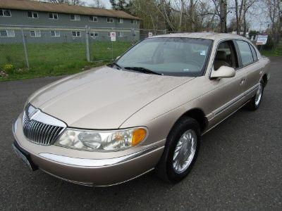 1998 Lincoln Continental 4dr Sdn
