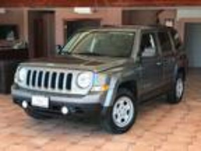 2011 Jeep Patriot Sport Gray, , Low Miles