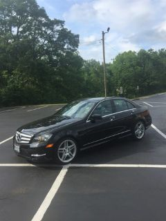 2013 Mercedes-Benz C-Class C 300 4MATIC® Luxury