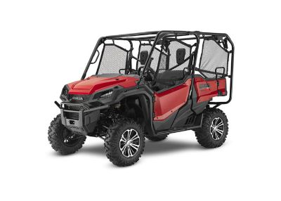 2018 Honda Pioneer 1000-5 Deluxe Side x Side Utility Vehicles Escanaba, MI