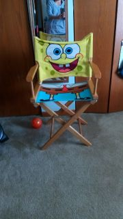SpongeBob Director's Chair