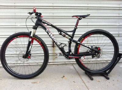 2013 S-Works Fsr Epic Carbon 29er Full Xx1 Roval Carbon Control Sl142+ Wheels