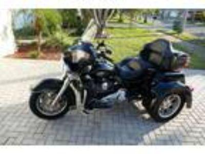 2012 Harley-Davidson Touring Tri Glide