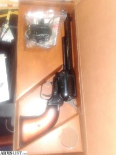 For Sale/Trade: Heritage Rough Rider nib, with 500 rounds of 22lr ammo