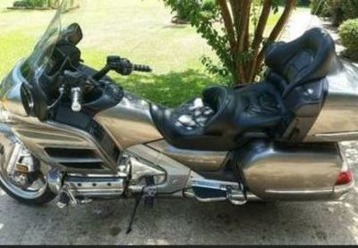 2008 Honda Gl1800-Goldwing