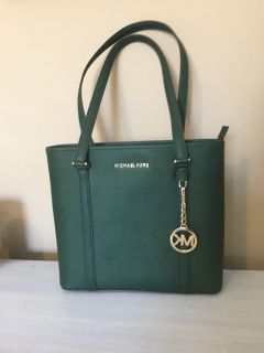 Michael Kors Purse (new with tags) Moss Green