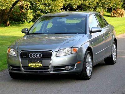 2006 Audi A4 2.0T quattro (Gray)