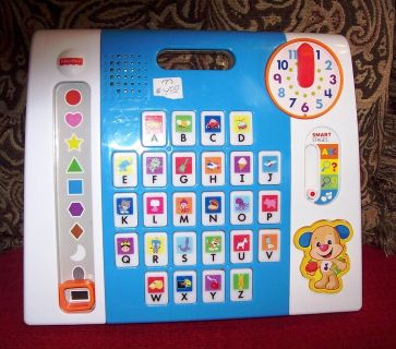 M. Fisher Price Educational Smart Stage