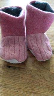 Toddler size 4 slippers